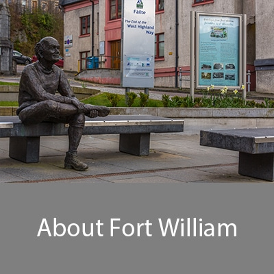 About Fort WIlliam
