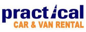 Practical car and van rental