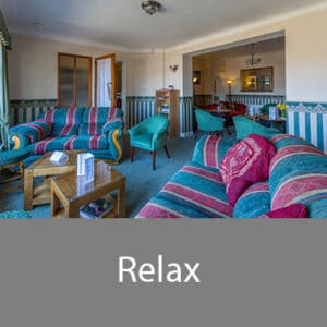 Relax at our fort William bed and breakfast