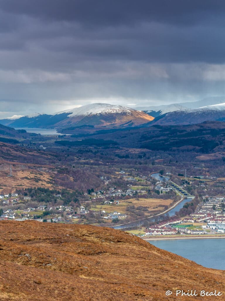 Great Glen and Caledonian Canal