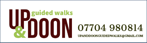 Up and doon guided walks
