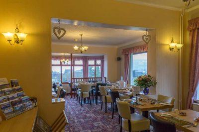 Dining room rear